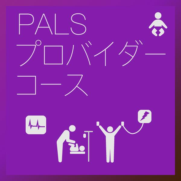 PALSプロバイダーコースのイメージ